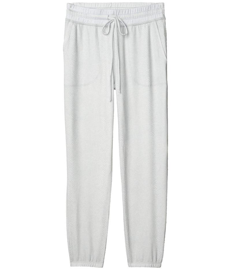ビヨンドヨガ レディース カジュアルパンツ ボトムス Printed Lux Lounger Pants Stone Gray Snak