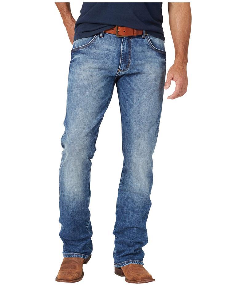 ラングラー メンズ デニムパンツ ボトムス Retro Slim Boot Jeans Paris