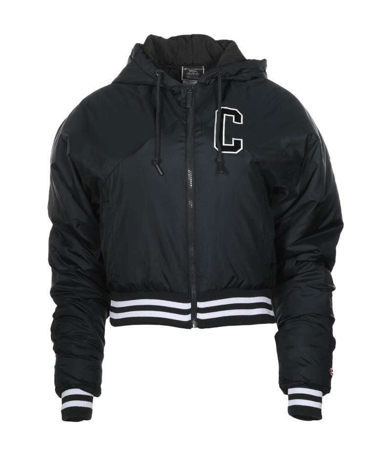 チャンピオン レディース コート アウター Filled Fashion Jacket Black