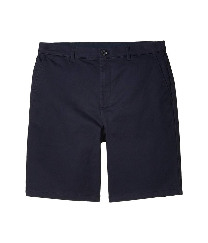 カルバンクライン メンズ ハーフパンツ・ショーツ ボトムス Refined Stretch Chino Shorts Sky Captain