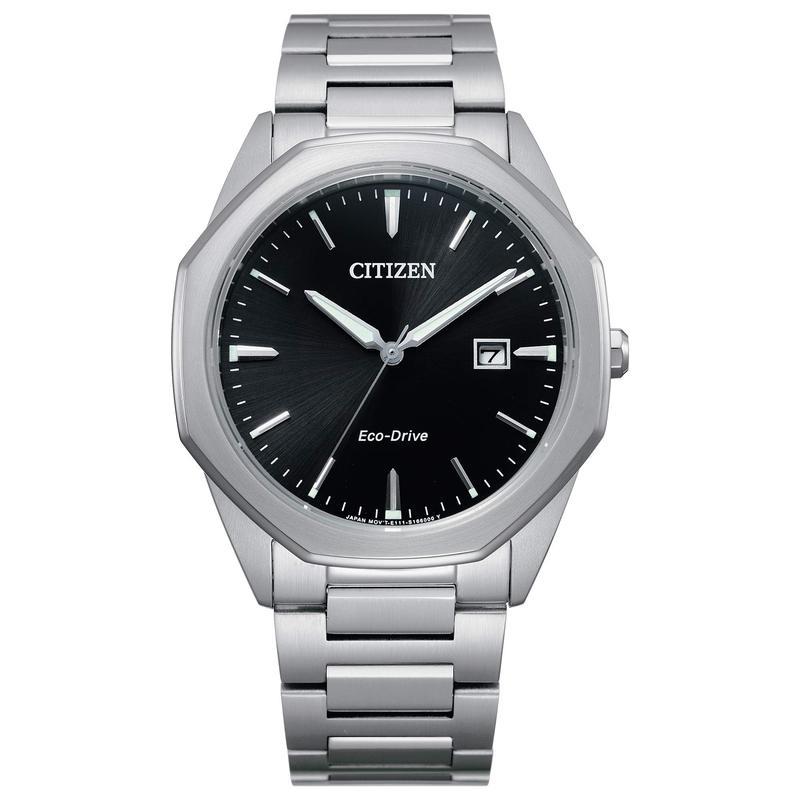シチズンウォッチ メンズ 腕時計 アクセサリー Corso BM7490-52E Silver-Tone
