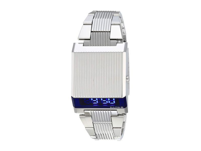 ブロバ メンズ 腕時計 アクセサリー Archive Series: Computron - 96C139 Stainless Steel