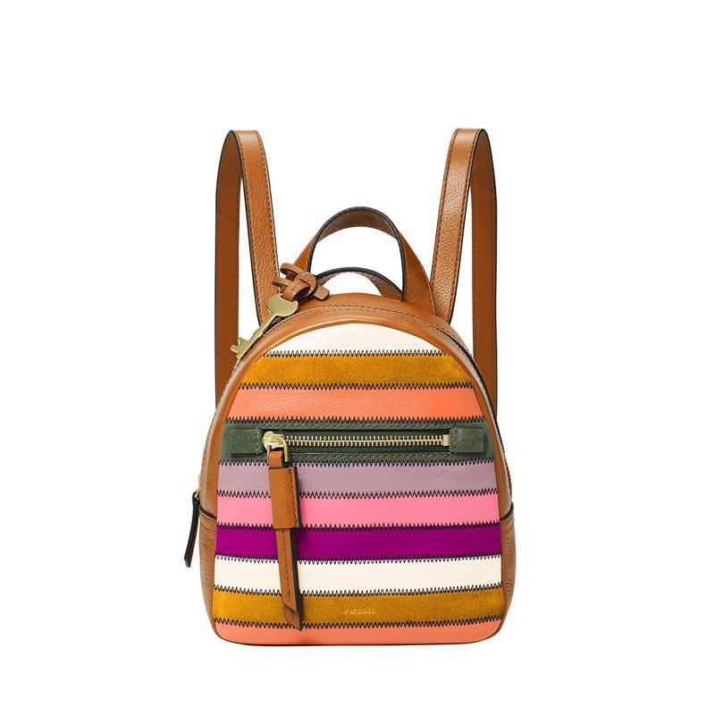 フォッシル レディース バックパック・リュックサック バッグ Megan Backpack Multi