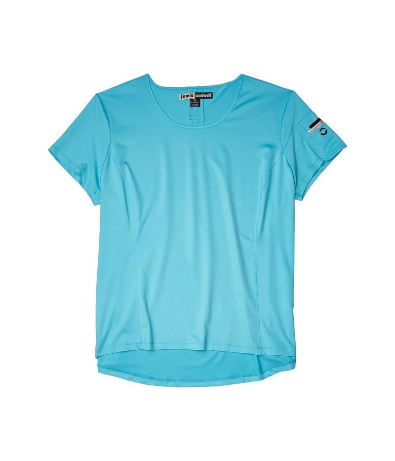 ジャイミーサドック レディース シャツ トップス Short Sleeve Top Fiji