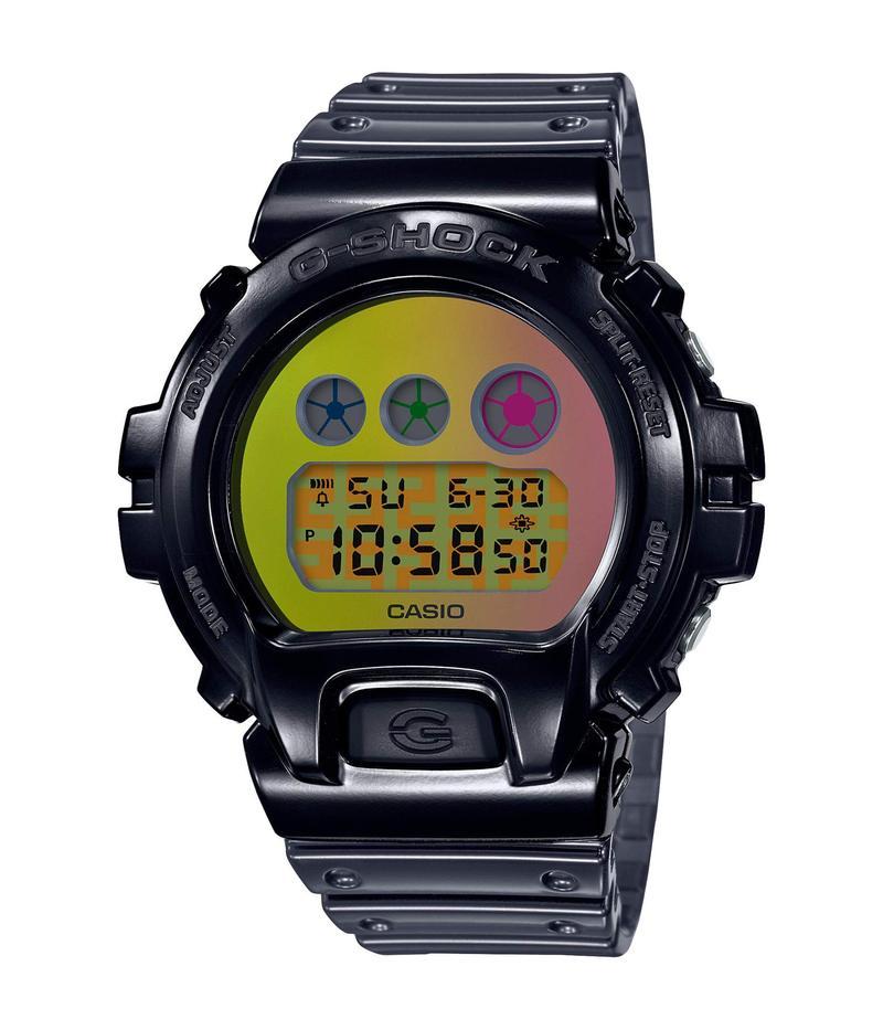 ジーショック メンズ 腕時計 アクセサリー DW6900SP-1 Black