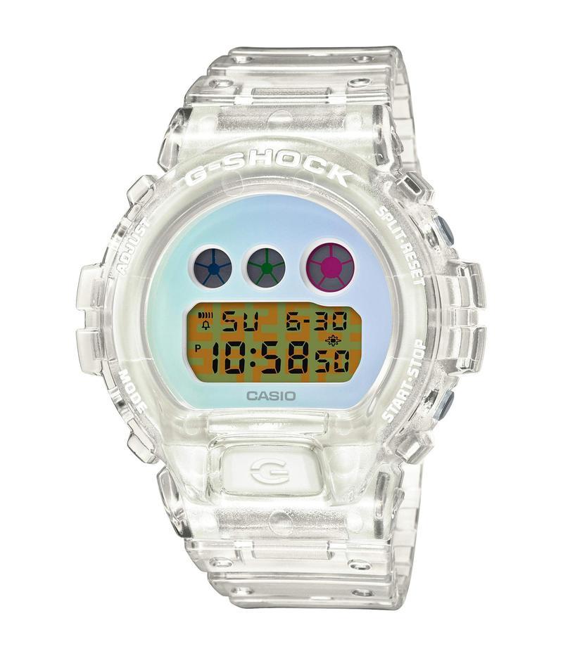ジーショック メンズ 腕時計 アクセサリー DW6900SP-7 White