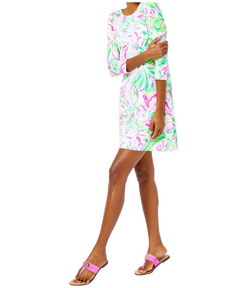 リリーピュリッツァー レディース ワンピース トップス Ophelia Dress Multi Croc My W