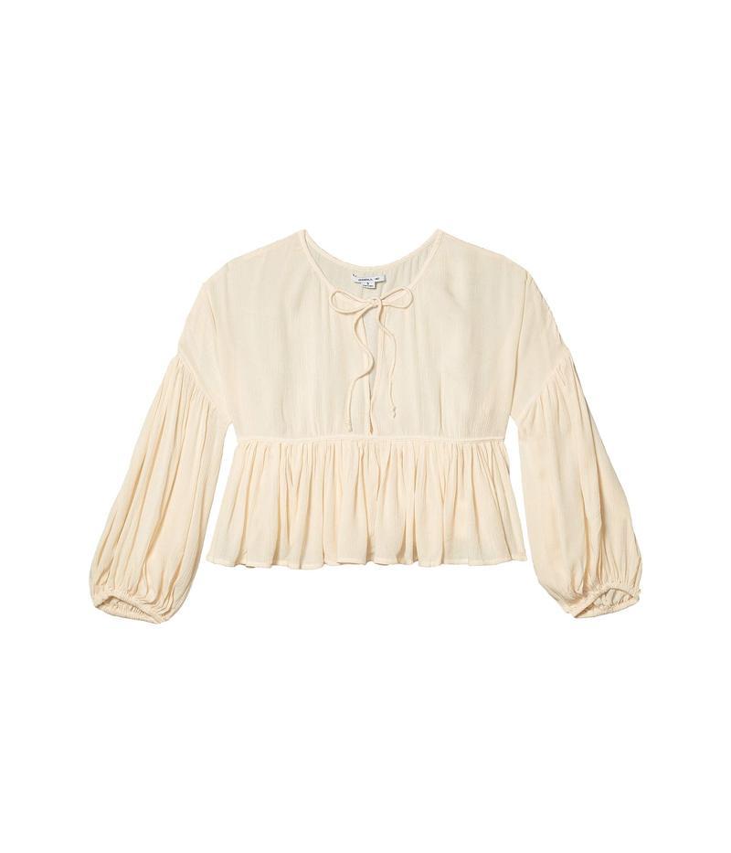 オニール レディース シャツ トップス Rosie Blouse Vanilla Cream