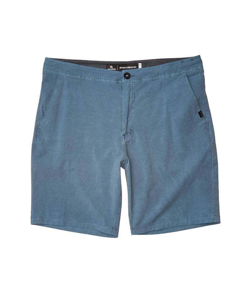 リップカール メンズ ハーフパンツ・ショーツ ボトムス Reggie Boardwalk Blue/Grey