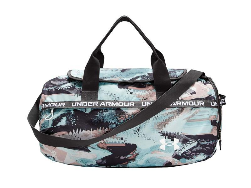 アンダーアーマー レディース ボストンバッグ バッグ Undeniable Signature Duffel Bag Seaglass Blue/O