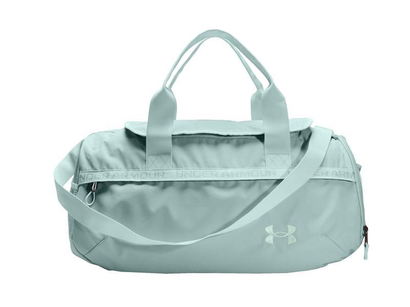 アンダーアーマー レディース ボストンバッグ バッグ Undeniable Signature Duffel Bag Enamel Blue/Sea