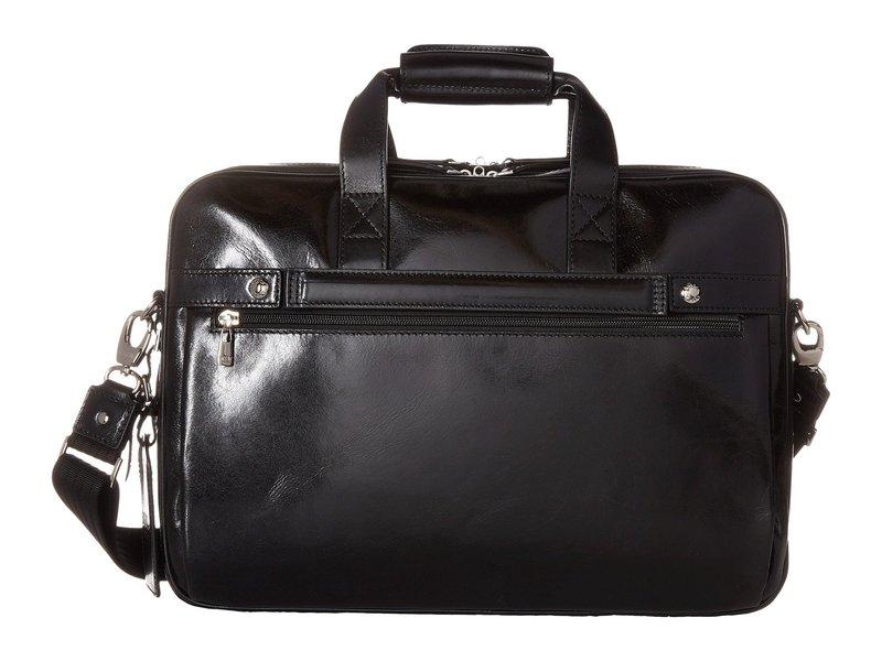ボスカ メンズ PC・モバイルギア アクセサリー Old Leather Collection - Stringer Bag Black Leather