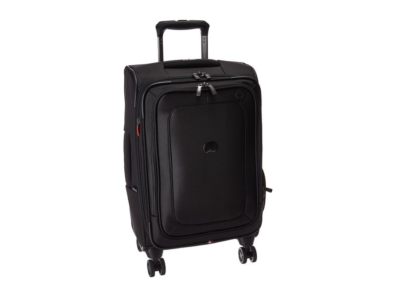 デルシー メンズ ボストンバッグ バッグ Cruise Lite Softside Expandable Spinner Carry-On Black