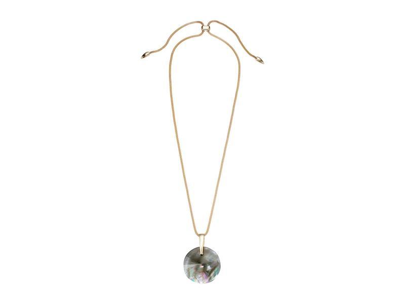 ケンドラスコット レディース ネックレス・チョーカー・ペンダントトップ アクセサリー Jolie Long Pendant Necklace Gold/Gray Illus