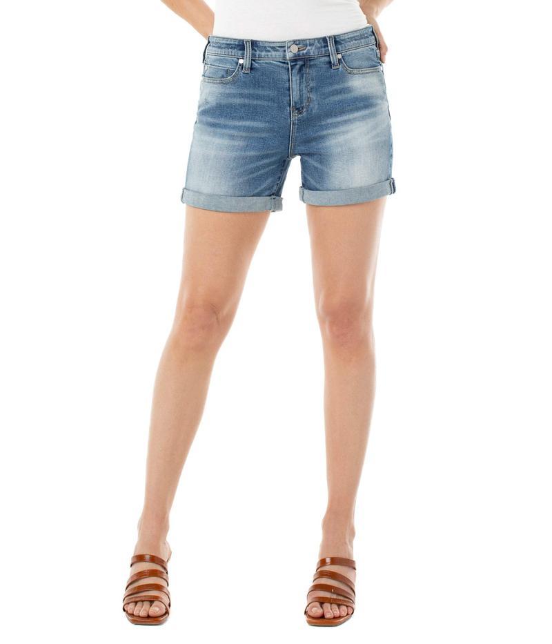 リバプール レディース ハーフパンツ・ショーツ ボトムス Vickie Shorts Mendoza