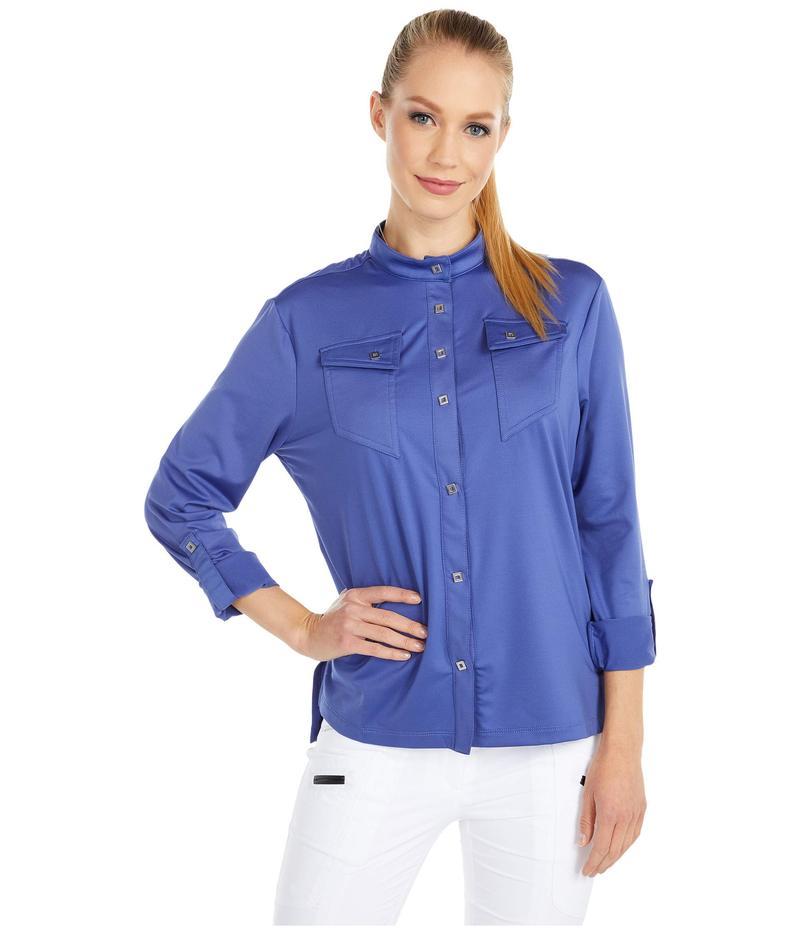 ジャイミーサドック レディース コート アウター Chamise Shirt Jacket Slate