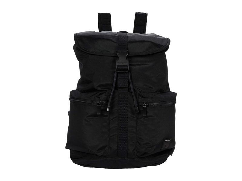 ヘドグレン メンズ バックパック・リュックサック バッグ Sunrise Backpack Black
