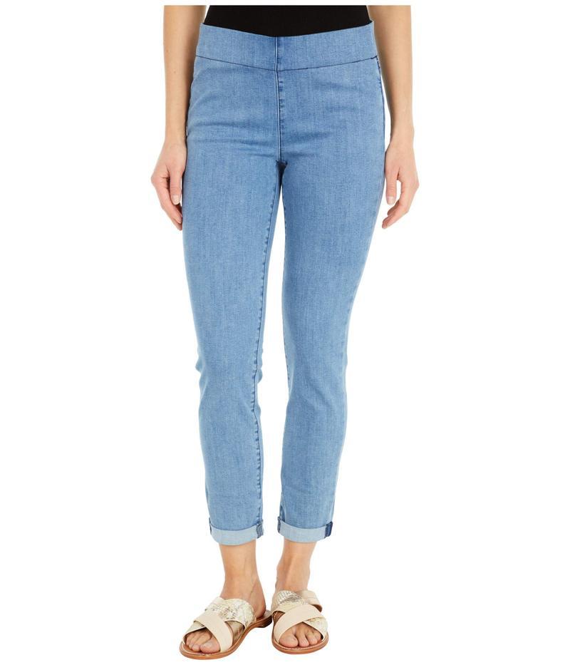 エヌワイディージェイ レディース デニムパンツ ボトムス Skinny Ankle Pull-On Jeans in Delray Delray