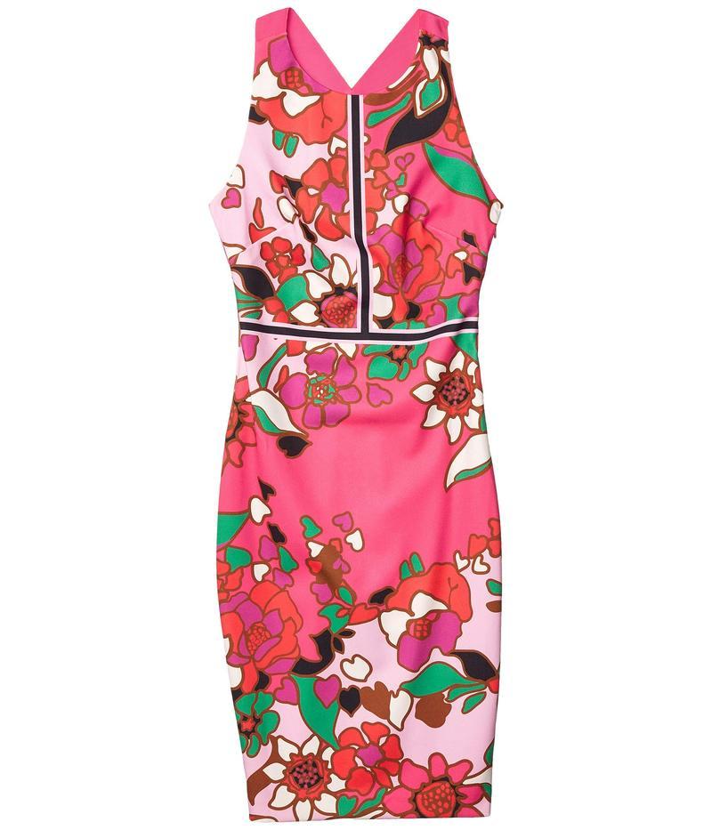 Detail Pinata Bodycon Buckle レディース Dress ワンピース Pink トップス Marloww テッドベーカー