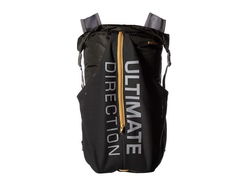 色々な ウルティメートディレクション メンズ バックパック・リュックサック バッグ Fastpack 15 Graphite, 銀座ランプショップ 7d49f913