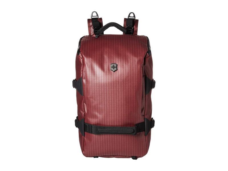 ビクトリノックス メンズ バックパック・リュックサック バッグ VX Touring Coated Backpack Beetroot
