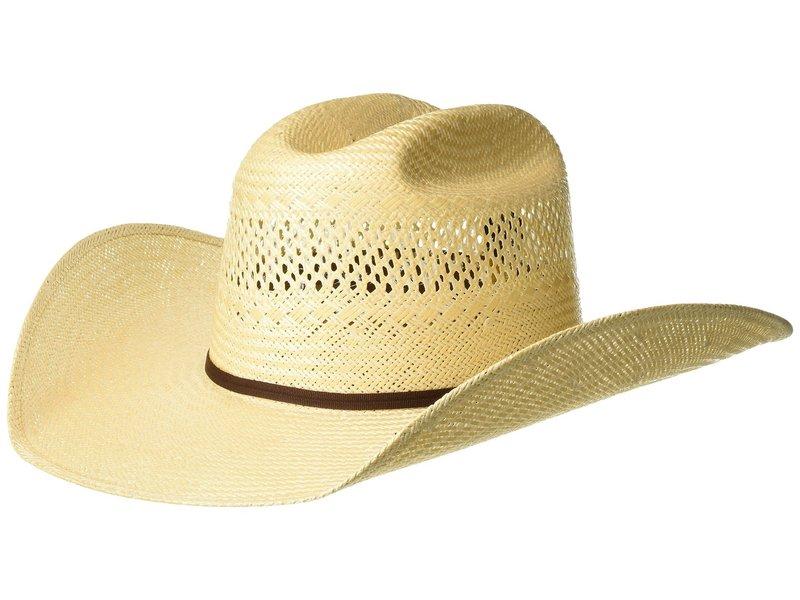 アリアト メンズ 帽子 アクセサリー Shantung 20X Americana Ivory/Tan