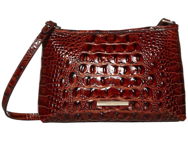 ブランミン レディース ハンドバッグ バッグ Melbourne Lorelei Shoulder Bag Pecan