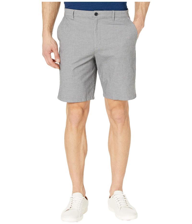 カルバンクライン メンズ ハーフパンツ・ショーツ ボトムス Dobby Cotton Flex Stretch Shorts Black Combo