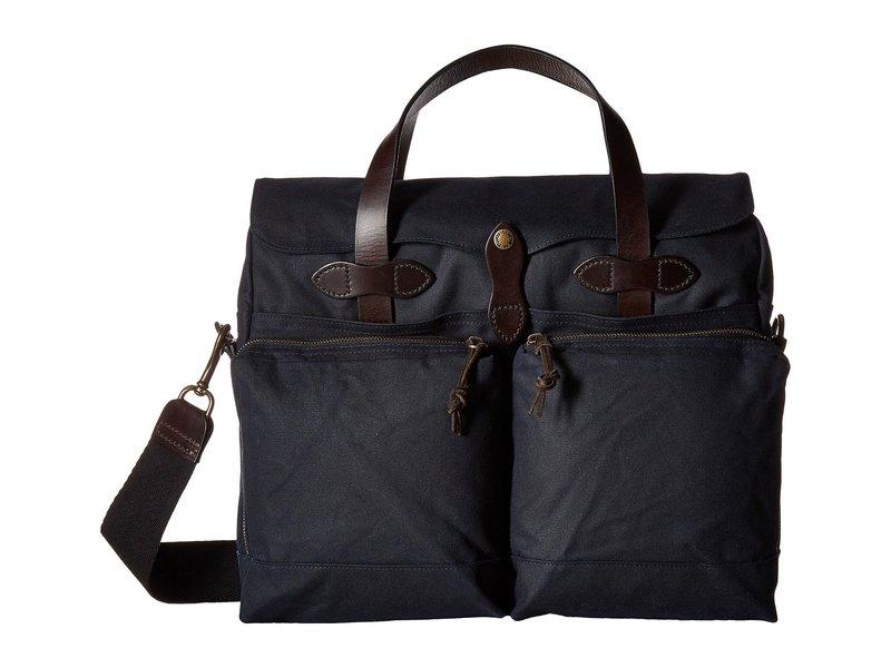 フィルソン メンズ ビジネス系 バッグ 24 Hour Tin Briefcase Navy