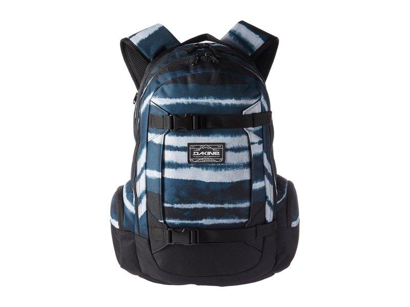 ダカイン メンズ バックパック・リュックサック バッグ Mission Backpack 25L Resin Stripe