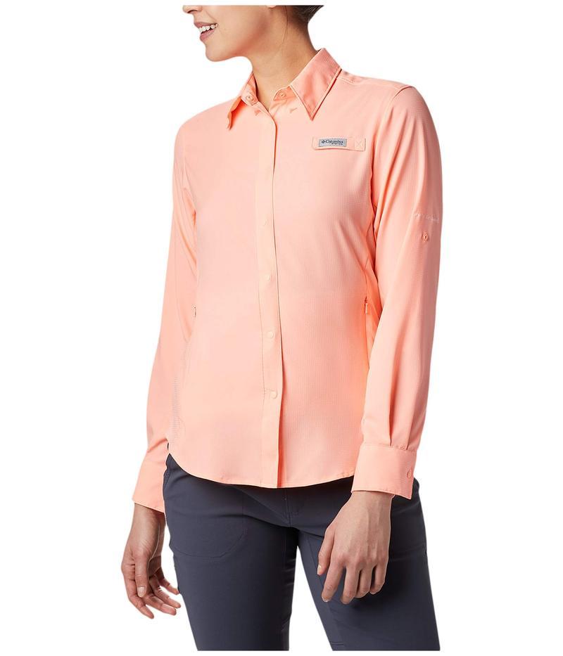 コロンビア レディース シャツ トップス Tamiami¢ II L/S Shirt Tiki Pink