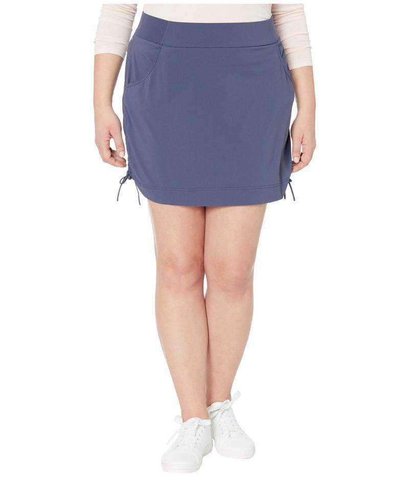 送料無料 サイズ交換無料 コロンビア 通常便なら送料無料 レディース 海外 ボトムス スカート Anytime Nocturnal Plus Casual¢ Size Skort