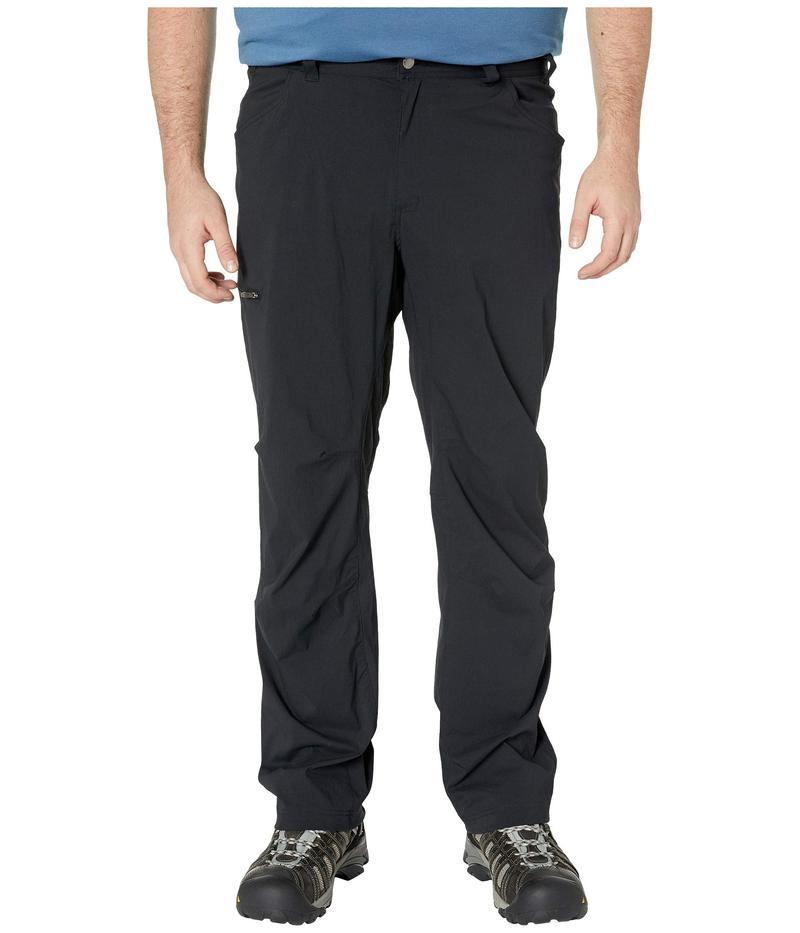 コロンビア メンズ カジュアルパンツ ボトムス Big & Tall Silver Ridge¢ II Stretch Pants Black