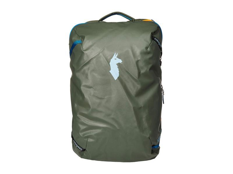 コートパクシー メンズ バックパック・リュックサック バッグ Allpa 35L Travel Pack Spruce