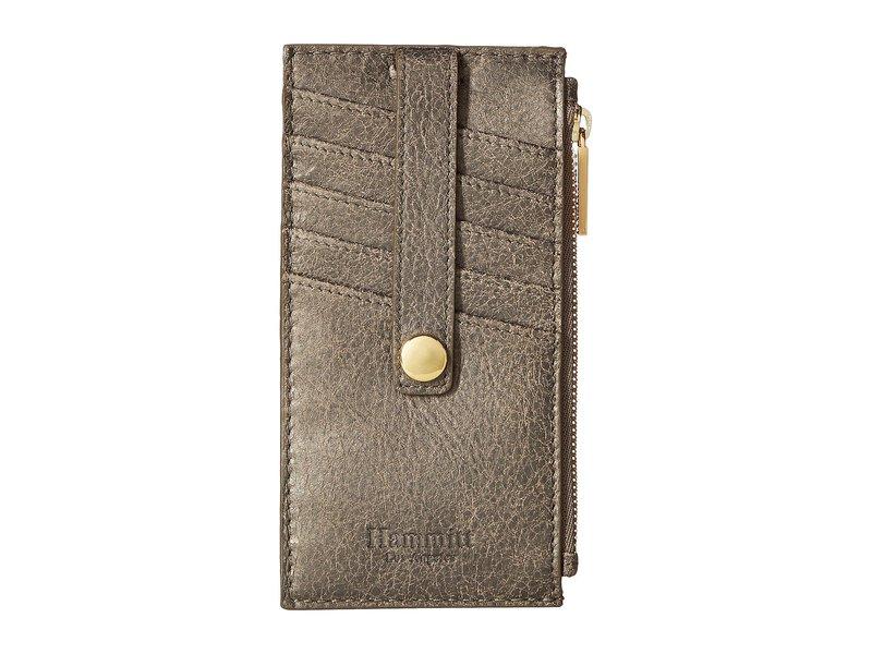 ハミット レディース 財布 アクセサリー 210 West Pewter/Gold