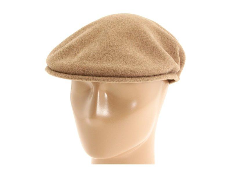 カンゴール メンズ 帽子 アクセサリー Wool 504 Camel