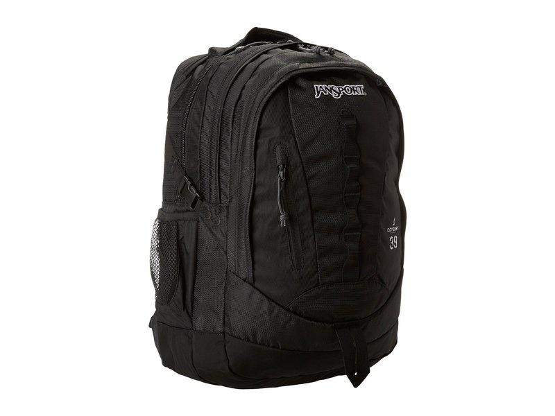 ジャンスポーツ メンズ バックパック・リュックサック バッグ Odyssey Black S14