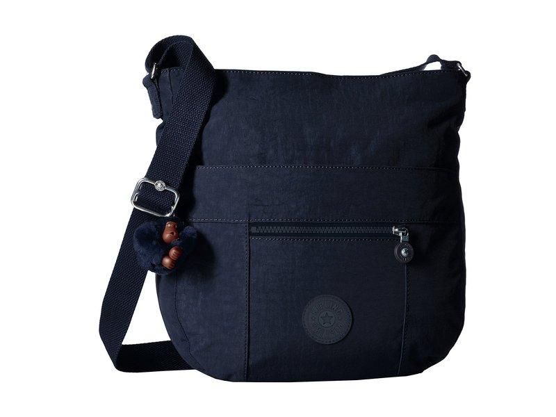 キプリング レディース ハンドバッグ バッグ Bailey Saddle Bag Handbag True Blue