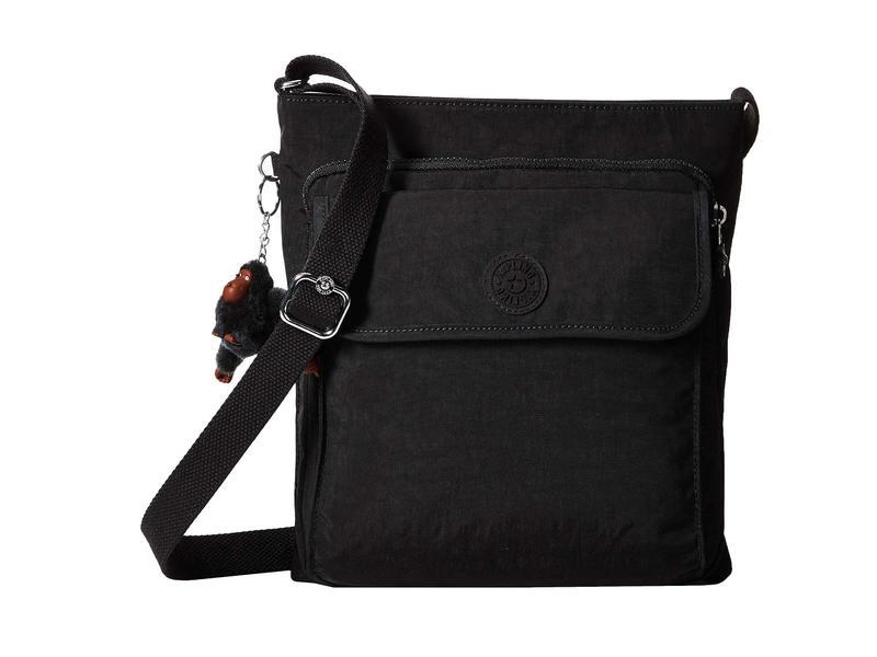 キプリング レディース ハンドバッグ バッグ Machida Crossbody Bag Black 1