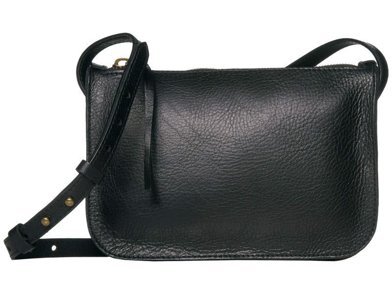 メイドウェル レディース ハンドバッグ バッグ The Simple Crossbody Bag True Black