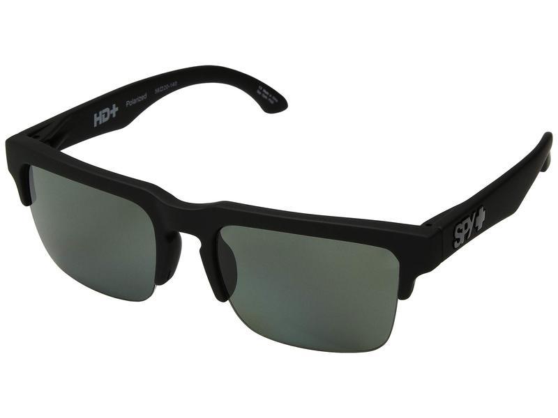 スパイオプティック メンズ サングラス・アイウェア アクセサリー Helm 50/50 Soft Matte Blac