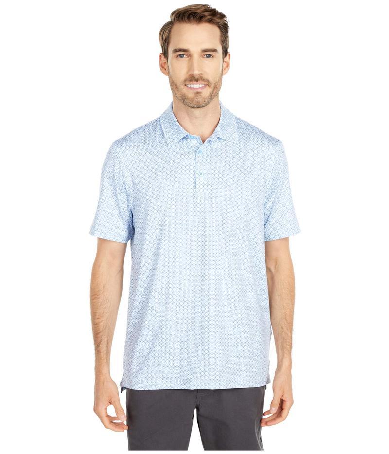 ヴァインヤードヴァインズ メンズ シャツ トップス Printed Sankaty Polo Marine Layer Bl