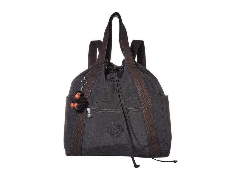 キプリング メンズ バックパック・リュックサック バッグ Art Medium Tote Backpack True Black