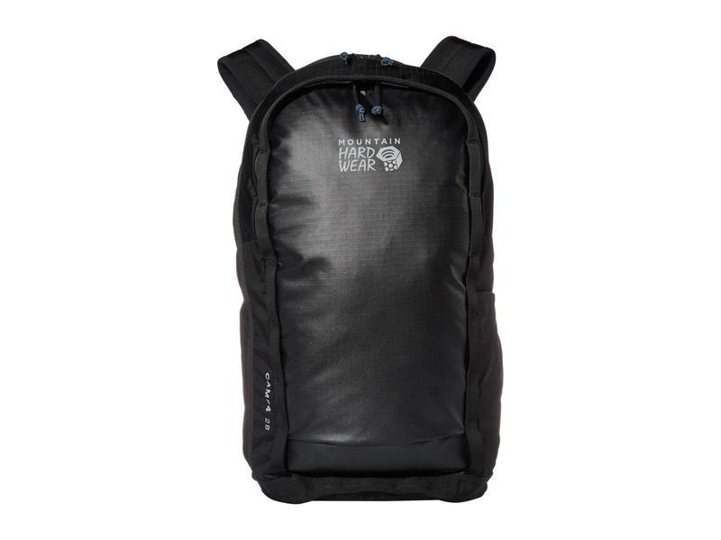 マウンテンハードウェア メンズ バックパック・リュックサック バッグ 28 L Camp 4 Backpack Black