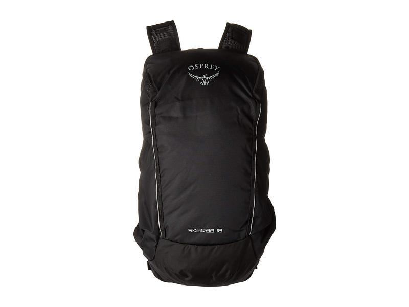 オスプレー メンズ バックパック・リュックサック バッグ Skarab 18 Black