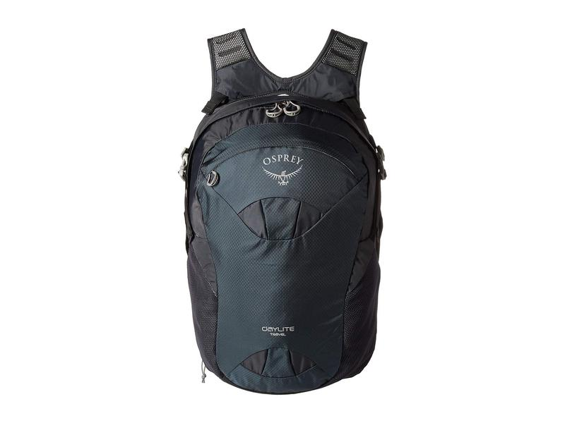 オスプレー メンズ バックパック・リュックサック バッグ Daylite Travel Pack Black