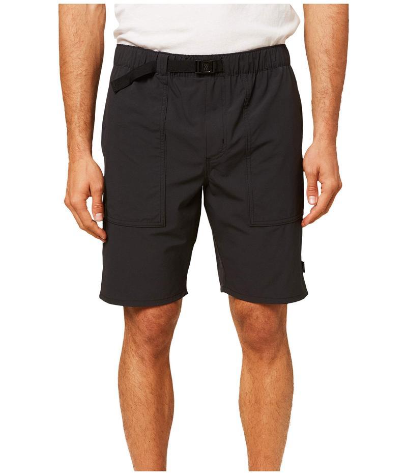 オニール メンズ ハーフパンツ・ショーツ ボトムス Cruz Hybrid Shorts Black