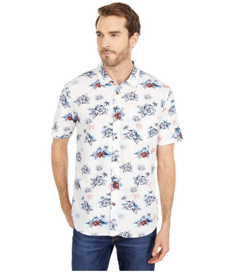 オニール メンズ シャツ トップス Island Skies Shirt Pearl