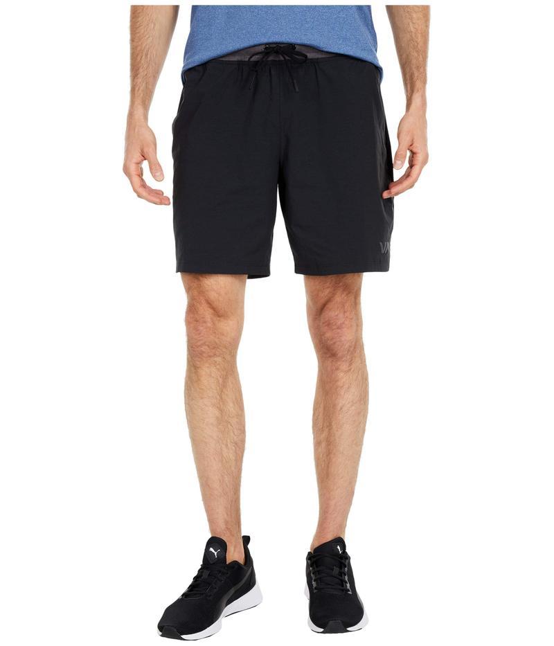 ルーカ メンズ ハーフパンツ・ショーツ ボトムス VA Sport Utility Shorts Black