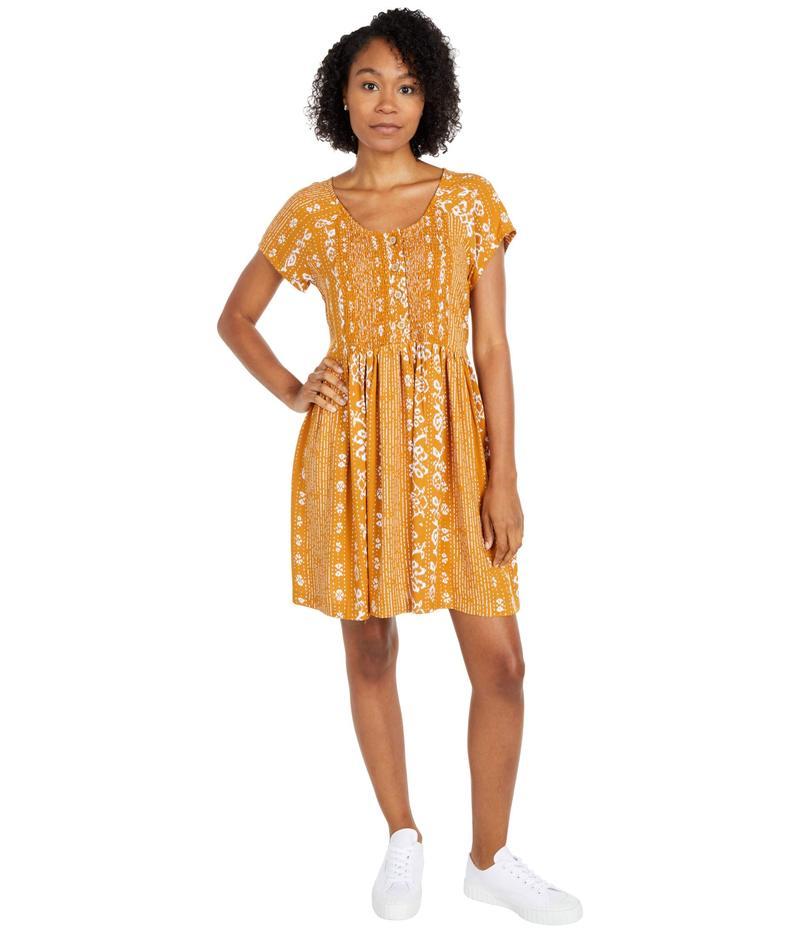 リップカール レディース ワンピース トップス Surf Shack Dress Honey